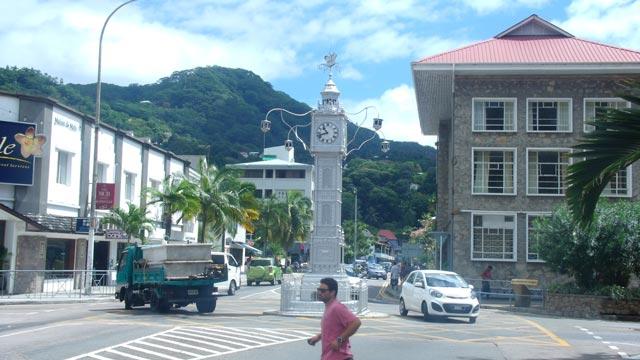die-hauptstadt-victoria-von-den-seychellen