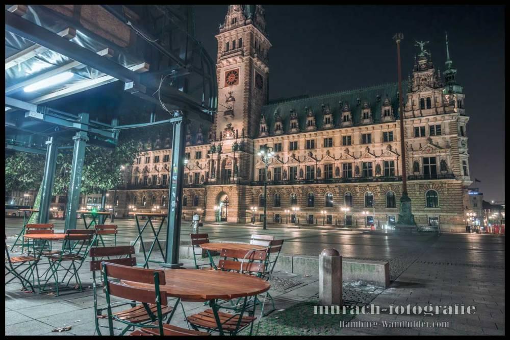 der-rathausplatz-und-rathaus-bei-nacht-hamburg-wandbilder